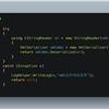Xml序列化和反序列化