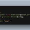 可能是最简单的控制台输出二维码